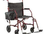 Transport Chair Walgreens Walgreens Ultra Light Weight Transport Chair Burgundy Walgreens