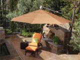 Treasure Garden Cantilever Umbrella 13 Treasure Garden 13 Octagon Cantilever Umbrella