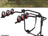 Trunk Bike Rack Honda Crv Malone Runway 3 Bike Rack Spare Tire Mount Folding Arms Spare