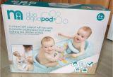 Twin Baby Bathtub Mothercare Aqua Pod Duo Twin Bath Seat In Box