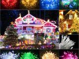 Twinkle Light Tree Dhl Christmas Crazy Selling 10m 100 Led String Decoration Light 110v