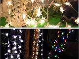 Twinkle Light Tree Kcasa Dsl 6 Gardening 5m 40led String Light Star Shape Holiday