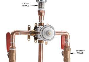 Types Of Bathtub Faucet Valves Shower Faucet Installation