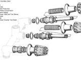 Types Of Bathtub Valve Stems Price Pfister Repair Parts for Three Handle Tub Shower Series