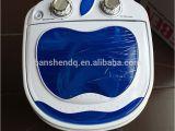 Types Of Mini Bathtub Mini Pulsateur Laveuse Portable Type Unique Baignoire