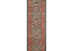 Typical Rug Runner Sizes Safavieh Mahal Traditional Grandeur Navy Blue Red Runner 2 2 X