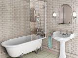 Uk Bathrooms Burlington Burlington Hampton 1500 X 750mm Right Hand Freestanding Bath