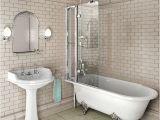 Uk Bathrooms Burlington Burlington Hampton Showering 170cm Bath Left Hand