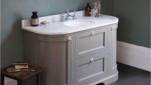 Uk Bathrooms Store Burlington Luxury Designer Freestanding Drawer & Door