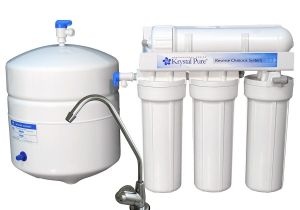 Under Cabinet Water Filter Luxury Shop Krystal Pure Triple Stage Reverse Osmosis Filtration Under Sink