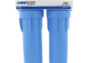 Under Cabinet Water Filter Unique Omnifilter 20 In X 18 In Undersink Water Filtration System
