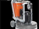 Used Husqvarna Floor Grinder Husqvarna Floor Grinders Polishing Pg 820 Rc