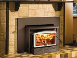 Used Wood Burning Fireplace Inserts for Sale Osburn 2400 Ob02401 Wood Fireplace Insert with Black Overlay Ebay