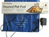 Using A Heat Lamp for Dogs Amazon Com Pet Remedy Low Voltage Electrically Heated Pet Pad