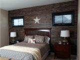 Using Wood Flooring On Walls Rustic Guest Bedroom Rustic Bedroom Dublin by
