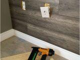 Using Wood Flooring On Walls Wood Laminate Accent Wall