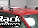 Vantech topper Racks Dodge Caravan Thule Rapid Traverse Silver Aeroblade Roof Rack 11