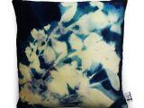 Velvet Floor Cushions Uk Floral Cyanotype Cushion Www Terrariumdesigns Co Uk X Ray Scan