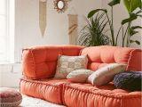 Velvet Tufted Floor Cushions Add Pillows Floor Couchzachary Horne Homes