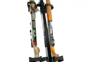 Vertical Gun Rack for Utv Quick Draw Gun Rack Utv Vertical Gun Rack by Great Day Qd800