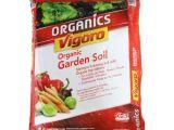 Vigoro organic Garden soil is Vigoro organic Garden soil Any Shop Garden Supplies Here