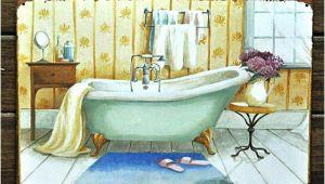 Vintage Bathtub Art Bathtub Paintings