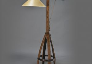 Vintage Yellow Floor Lamp Lamp Garrett Dark Bronze One Light Lite source Shaded Warren