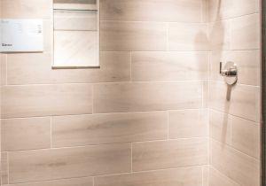 Vinyl Plank Flooring On Shower Walls Bathroom Shower Wall Tile Bosco Cenere Faux Wood Wall and Floor