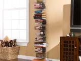 Vinyl Roll Rack Australia Amazon Com southern Enterprises Inc Spine Book tower Kitchen