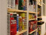 Vinyl Roll Rack Australia Ezstudrack Shelving System for Garages Sheds Pantries Closets