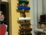 Vinyl Roll Racks Storage 100 Best organiseren Scrapspullen Images On Pinterest Craft Rooms