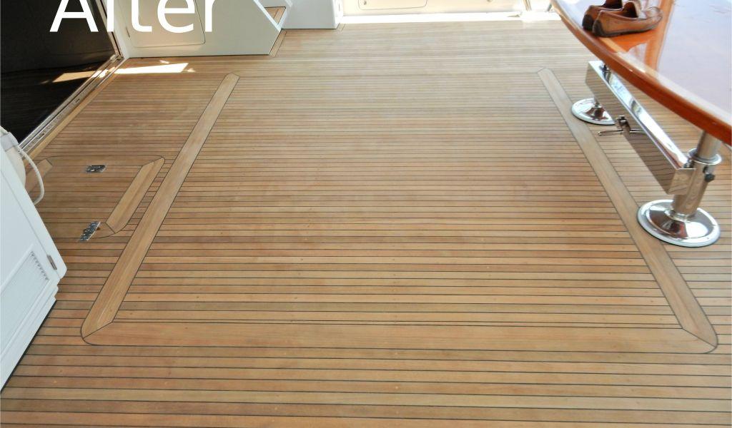 Vinyl Teak And Holly Flooring Marine Teak Flooring Gray