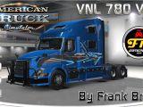 Volvo Semi Truck Interior Accessories Volvo Vnl 780 Truck Shop V3 0 ats 1 6 X by Frank Brasil Mod