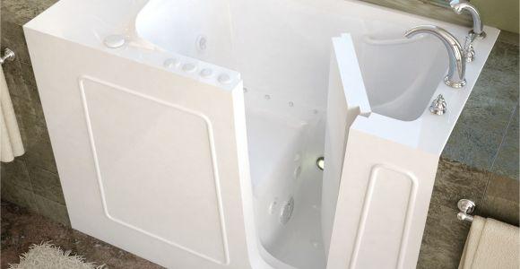 Walk In Bathtubs with Jets Meditub 2653rwd Bathtubs
