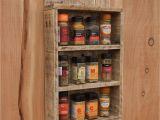 Wall Mountable Wooden Spice Rack Inspirational Kitchen Spice Storage Kitchen island Decoration 2018