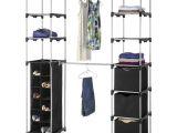 Walmart Clothing Rack Canada Walmart Wardrobe Rack Portable Racks at Charliesbararuba