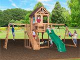 Walmart Playsets for Backyard Backyard Swing Sets Walmart Oceanview Wooden Swing Set Let S Swing