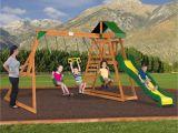 Walmart Playsets for Backyard Backyard Swing Sets Walmart Prescott Wooden Swing Set Pinterest