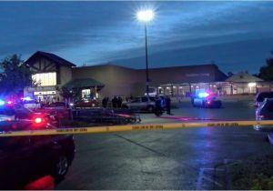 Walmart Security Lights Salem Police Investigate Shooting In Walmart Parking Lot News