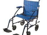 Walmart Transport Wheelchairs Drive Fly Lite Ultra Lightweight Transport Wheelchair In Blue Dfl19
