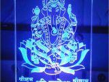 Wearable Led Lights God Led Light In Ganeshji Idle Buy God Led Light In Ganeshji Idle