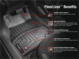 Weathertech Laser Cut Floor Mats Weathertech 2017 ford Raptor Laser Measured Floor Mat Set Front