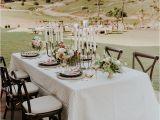 Wedding Table and Chair Rentals Near Me San Diego Zoo Safari Park Glamping Wedding Editorial Pinterest