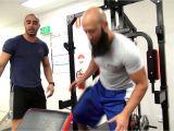 Weider Pro Power Rack Avis Power Rack Home Gym Tprhg Youtube