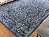 Westwood Floral Accent Rug In Black Mercury Row Utterback Dark Blue area Rug Reviews Wayfair
