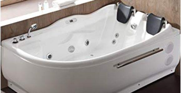 What is A Whirlpool Bathtub Eago Am505etl 5 Corner Acrylic Waterfall Whirlpool