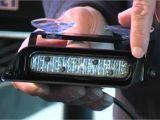 Whelen Visor Lights Whelen Spitfire Ion Super Led Series Youtube