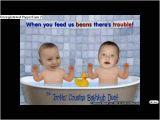 When Stop Using Baby Bathtub tootin Baby S Bathtub song