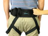 When Using A Transfer Belt to Transfer A Person to A Chair or Wheelchair Grasp the Belt at Amazon Com Transfer Belts Gait Belt Transfer Gait Belt