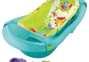 Where to Put Baby Bathtub Fisher Price Baby Bath Tub Ocean Blue Tar